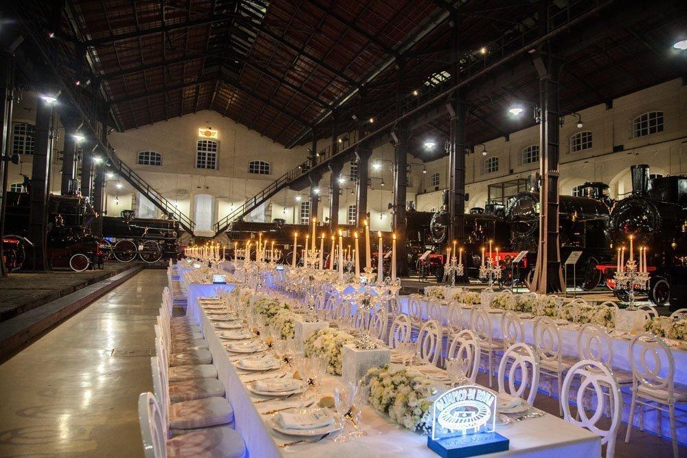 Sire Riceviment Museo di Pietrarsa - Matrimoni ed Eventi Napoli (8)
