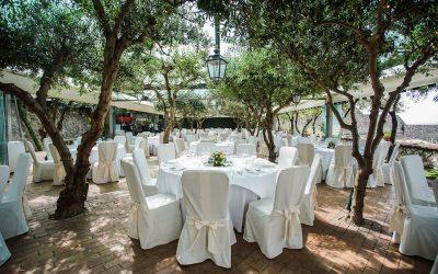 Castello Medioevale di Castellammare: un matrimonio ad ispirazione botanica