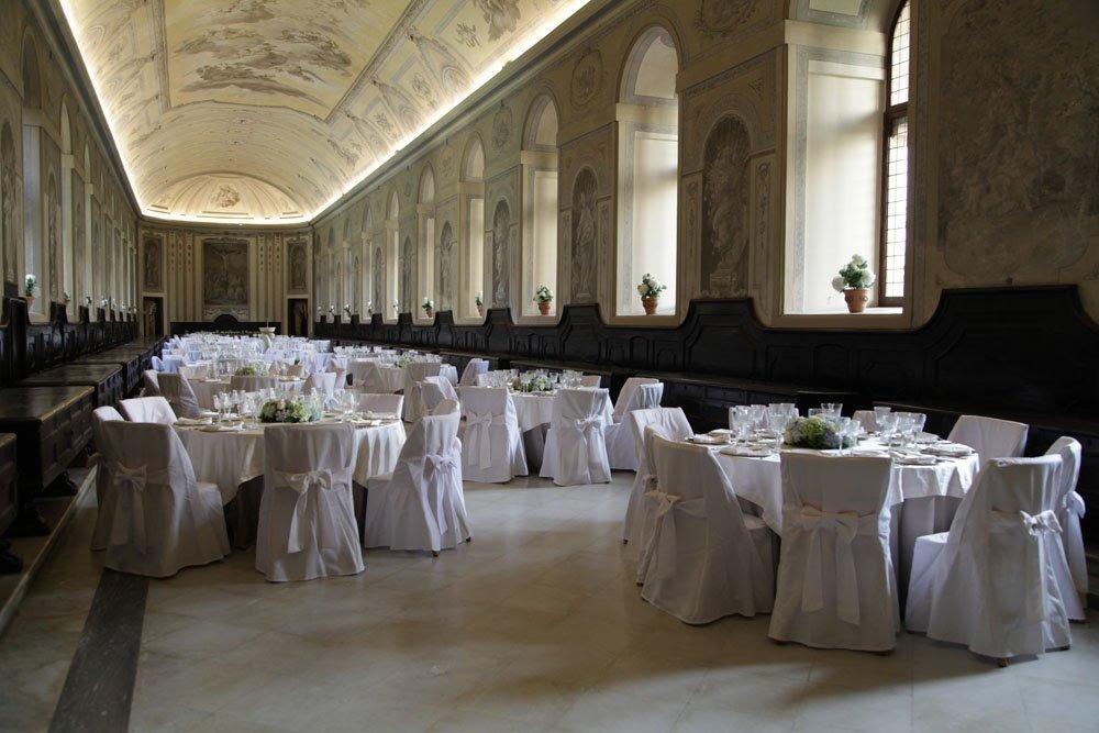 Matrimonio a Napoli al Chiostro Santa Chiara di Sire Ricevimenti (7)