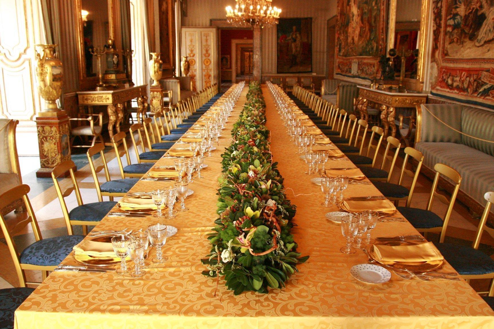 palazzo reale ministri