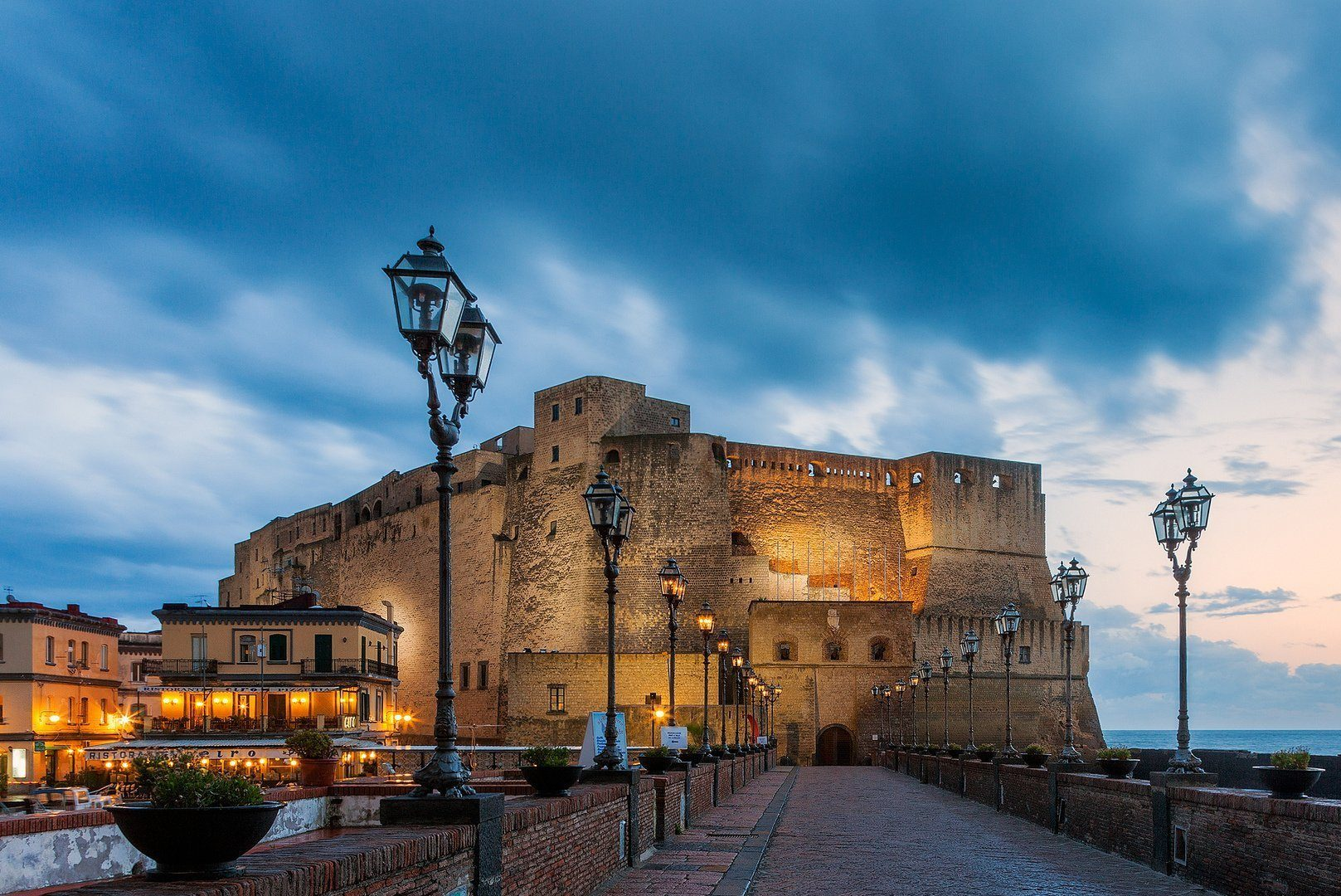 sirericevimenti_Location_eventi_Castel dell'Ovo_55