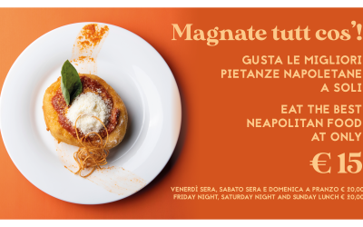 Apre a Napoli Mercato Sansevero: il luogo dove mangiare la vera cucina napoletana