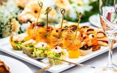 Un catering all'insegna del benessere: le proposte gastronomiche di Sire Ricevimenti