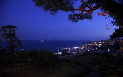 Location per eventi e sfilate di moda a Napoli: Belvedere Carafa