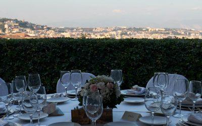 2 Location Sire per i matrimoni:  Belvedere Carafa e Hotel San Francesco al Monte