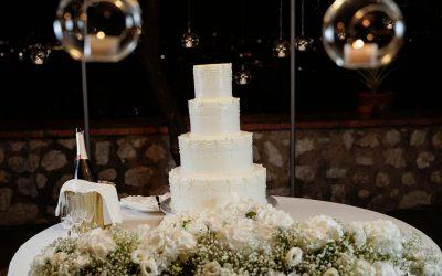 5 consigli per scegliere la torta nuziale perfetta
