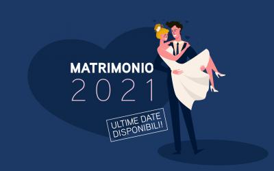 Matrimonio rimandato al 2021? Trova la location perfetta con Sire