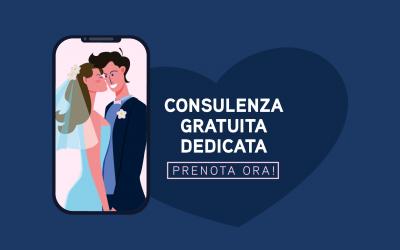 Matrimonio 2021 – 2022? Sire lancia la consulenza online per organizzare le tue nozze