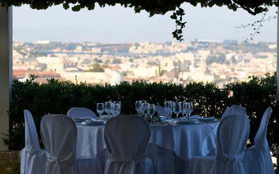 Sposarsi a Napoli in una location panoramica: alla scoperta dell'Hotel San Francesco al Monte