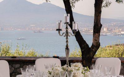 Location panoramiche a Napoli per un matrimonio indimenticabile