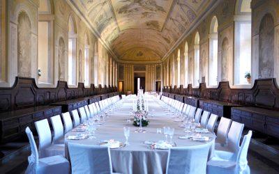 Matrimonio al Chiostro di Santa Chiara per sposarsi in una location storica